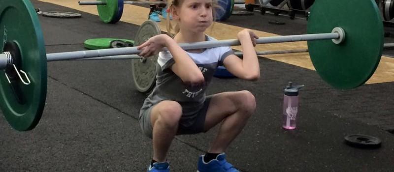 CrossFit für Kinder und Jugendliche