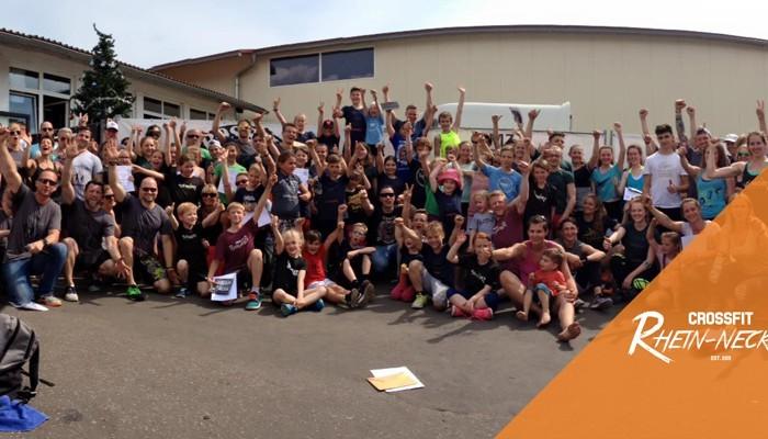 CrossFit Wettkampf für Kinder und Jugendliche