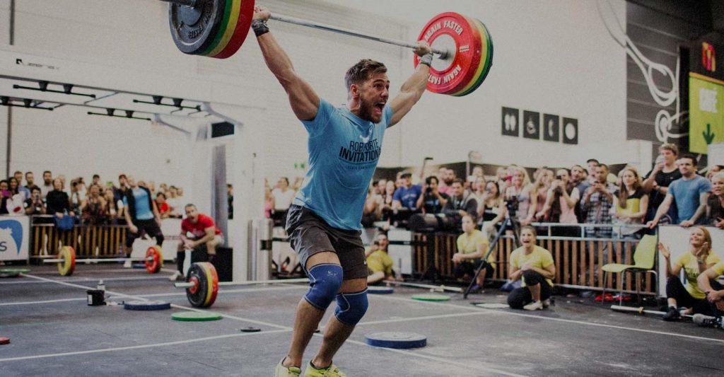 CrossFit Games Athlete Khan Porter und sein Team halten ein Seminar über Training, Ernährung und Mindset bei CrossFit Rhein-Neckar in Mannheim.