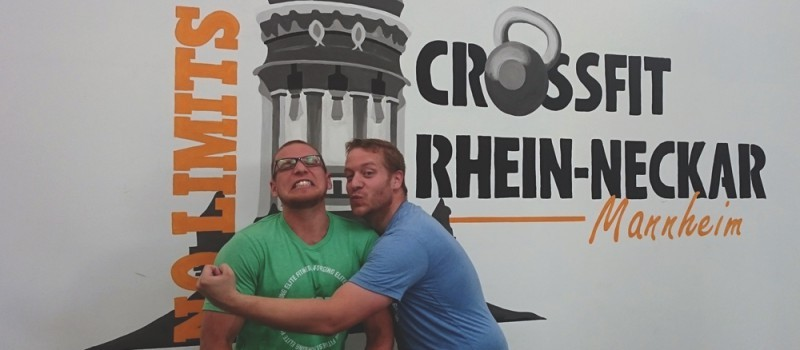 Athlet des Monats Juli in CrossFit Rhein-Neckar