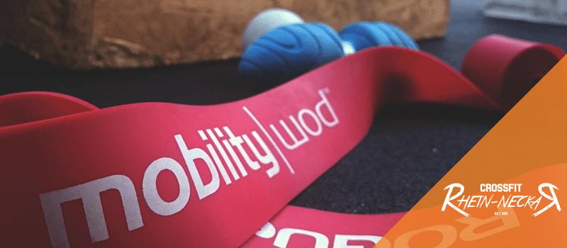 Mobility Workshop bei CrossFit Rhein-Neckar um schmerzfrei zu trainieren und das Leben zu genießen