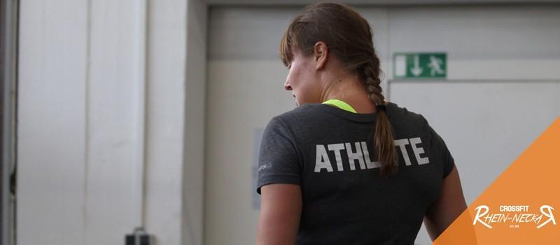 CrossFit Athlet des Monats Nora Berg